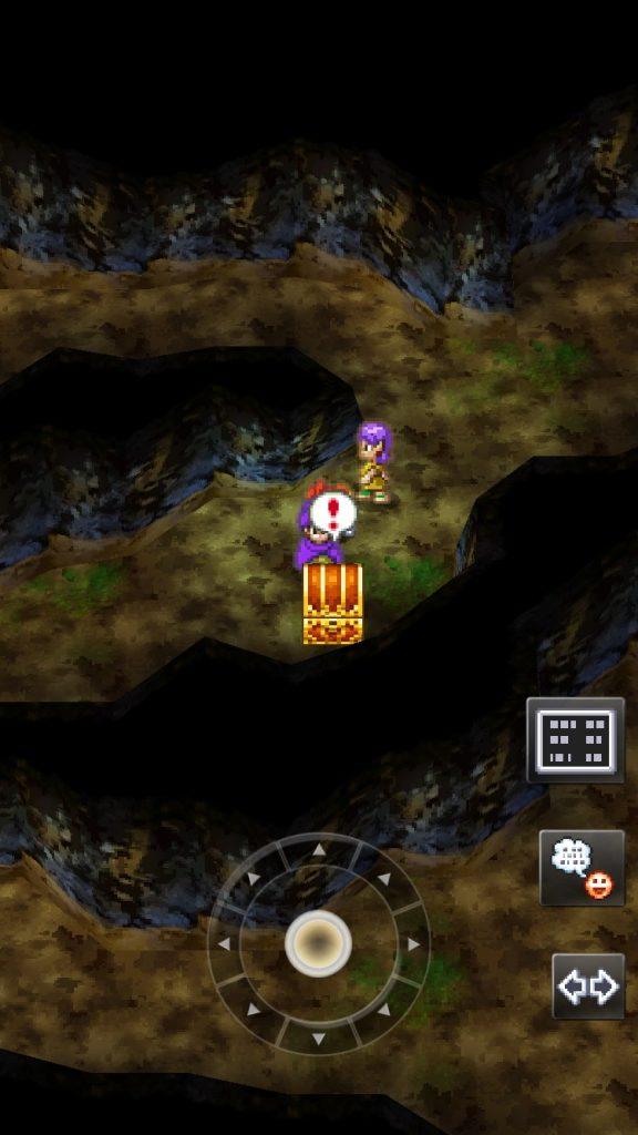 ドワーフの洞窟すばやさのたねの場所